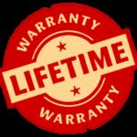 label garantie à vie